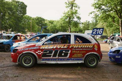 Stock Car Racing 6