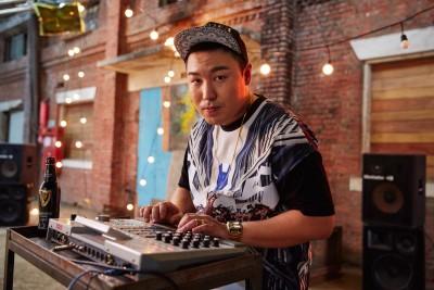 Guinness DJ Portrait