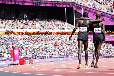 Paralympic sports photography