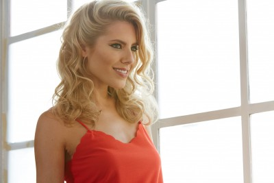 Mollie King for Babyliss