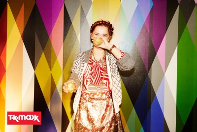 TK Maxx Commercial fashion photography