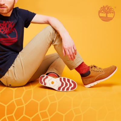 Timberland product photography